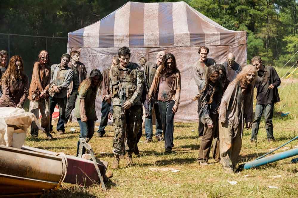 Muere un hombre en grabación de The Walking Dead