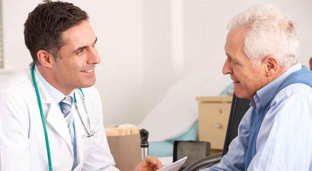 Llama IMSS a prevenir cáncer de próstata