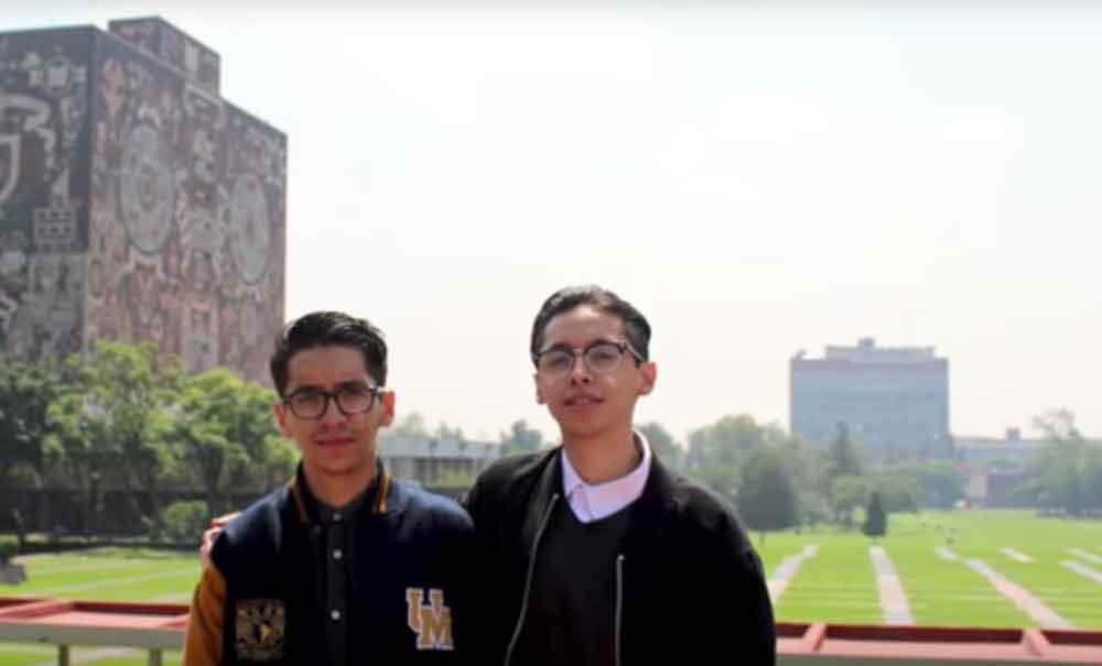 Conoce al joven que sacó un examen perfecto de ingreso a la UNAM