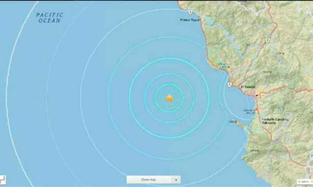 Piden mantenerse alerta en caso de presentarse un sismo de mayor magnitud