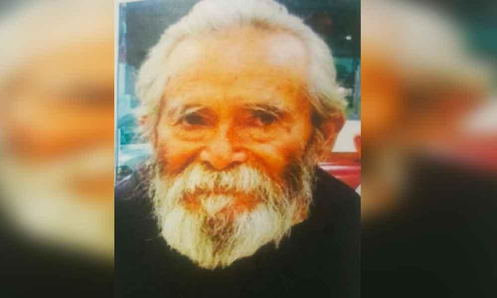 Roberto de 78 años se encuentra desparecido en Tijuana