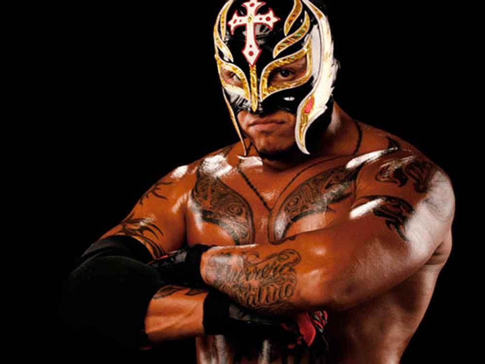 Rey Misterio dará función de Lucha Libre en Tecate