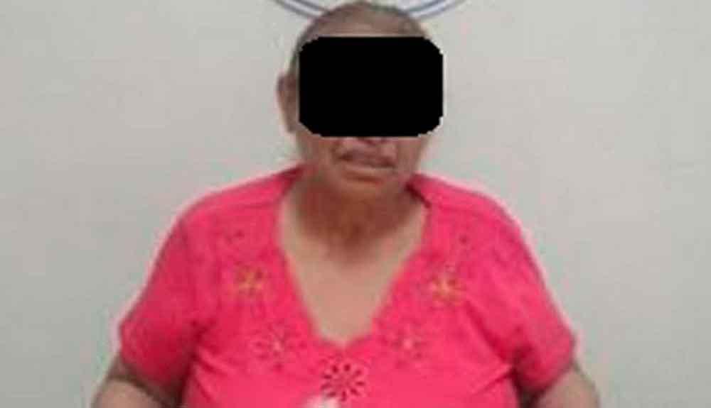 "Abuelita intenta meter ""cristal"" a penal de Tijuana"