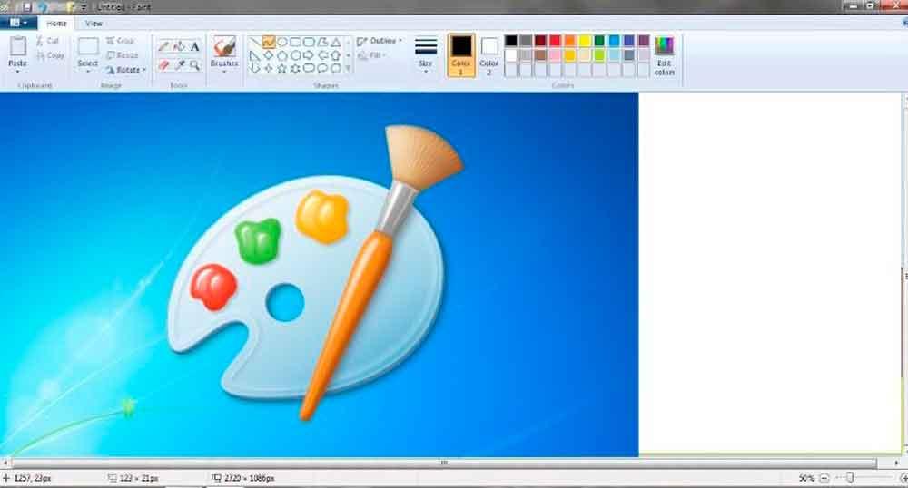 ¡Adiós paint! Microsoft lo jubilará tras 32 años de historia