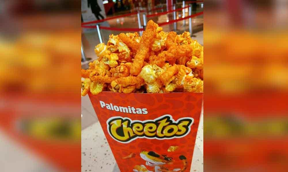 Llegaron las palomitas de Chettos a Cinemex Tijuana