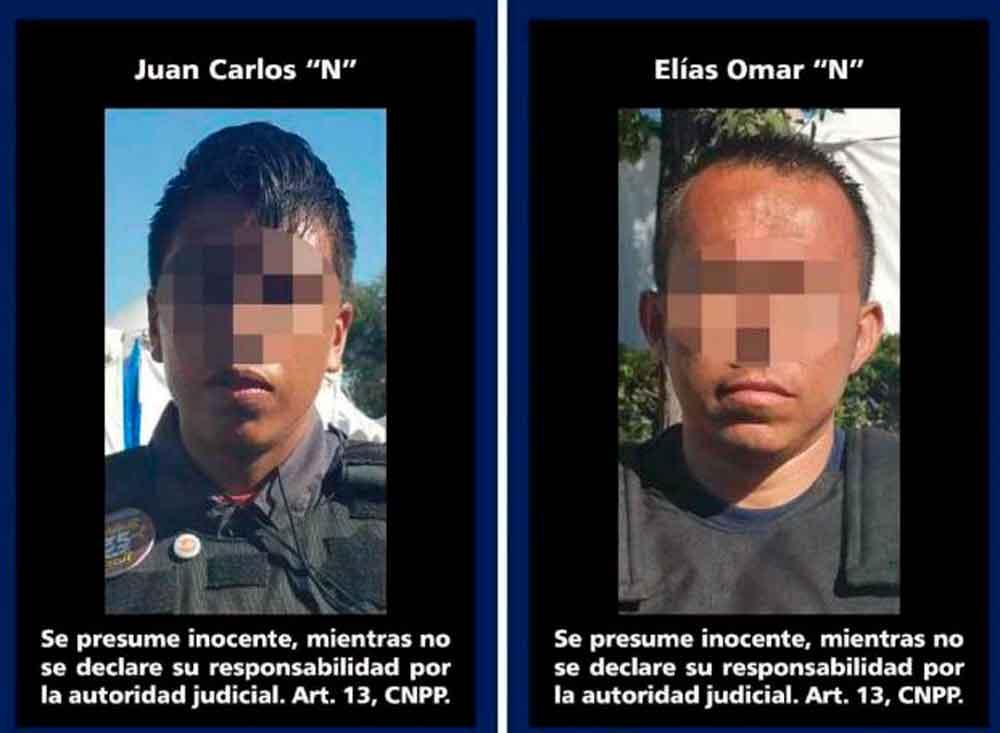 Capturan a falsos policías en Tijuana