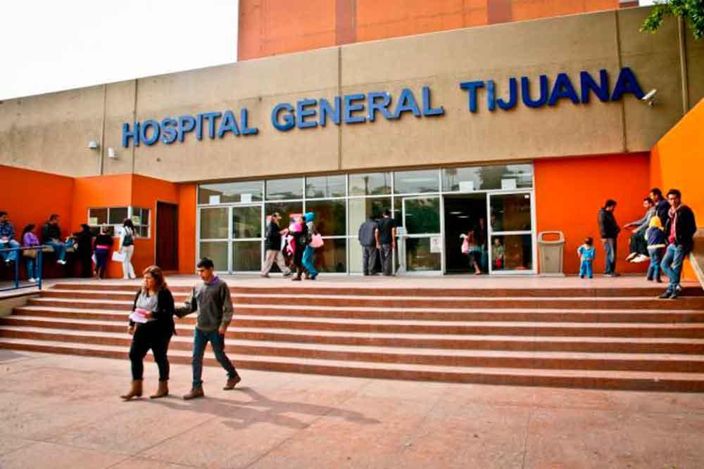 Confirman segundo Hospital General en Tijuana