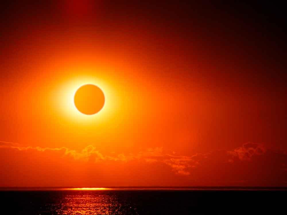 Este efecto tendrá en nosotros el eclipse solar de agosto