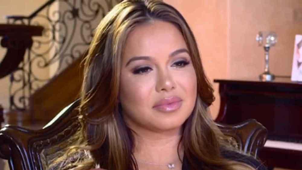 Chiquis Rivera revela detalles de cuando su papá la violó