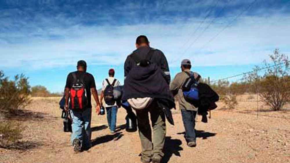 De 5 a 10 migrantes son secuestrados por semana en Tecate