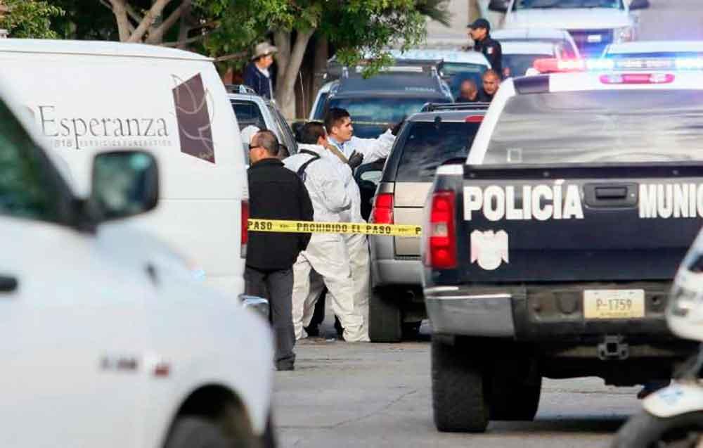Domingo violento en BC: Reportan cinco asesinatos; un descuartizado
