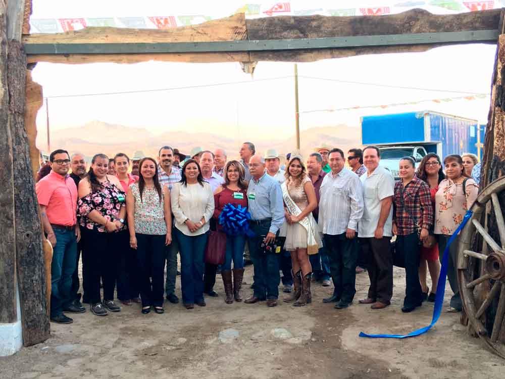 Valle de las Palmas, celebra 98 años de orgullo y tradición