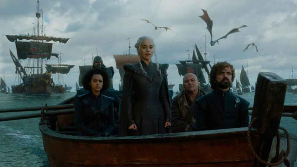 Hakean HBO y filtran cuarto capítulo de Game of Thrones
