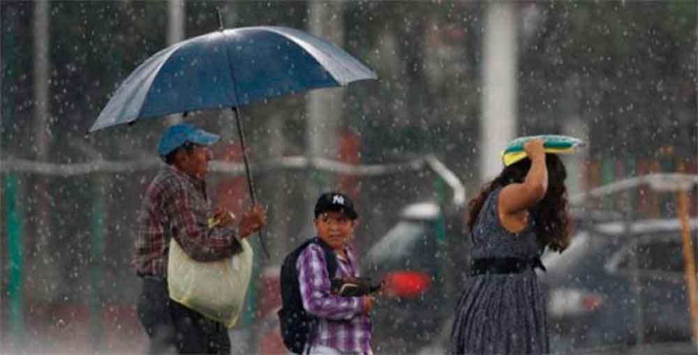 Se espera tormenta y fuerte calor para Baja California esta semana