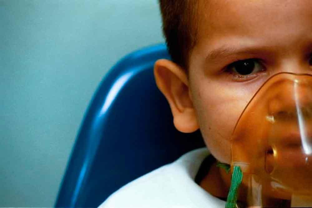 El asma en niños es controlable: IMSS