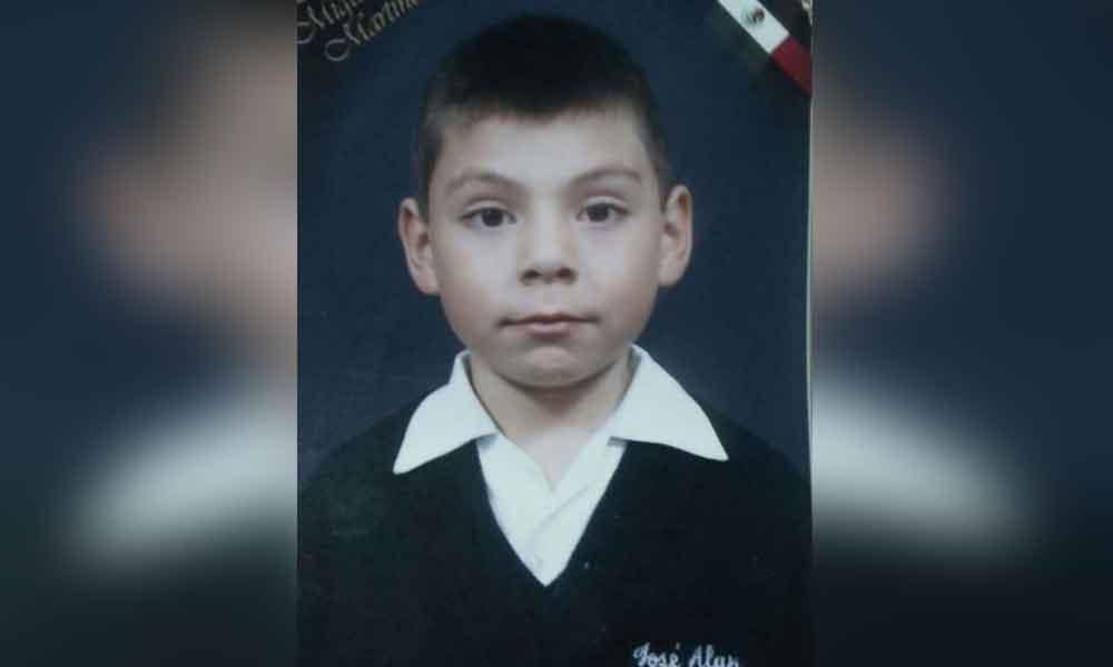 Alan de 12 años salió de su casa rumbo a la escuela y ya no regresó