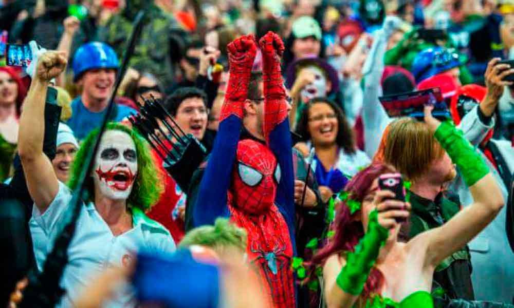 Comic-Con seguirá en San Diego hasta el 2021