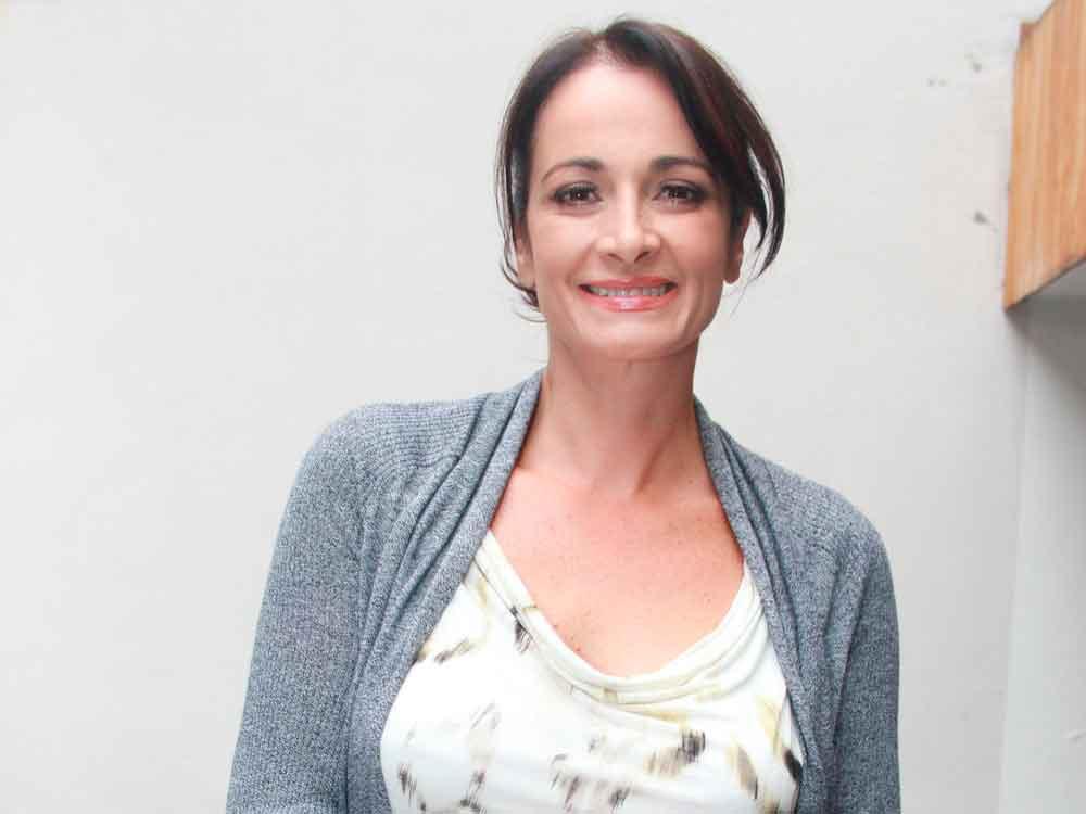 Alejandra Procuna se queda sin trabajo en Televisa y se convierte en taxista