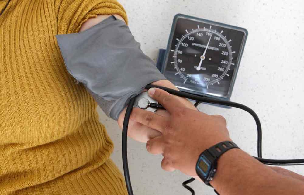 La hipertensión arterial de la población en México, una de las más altas en el mundo