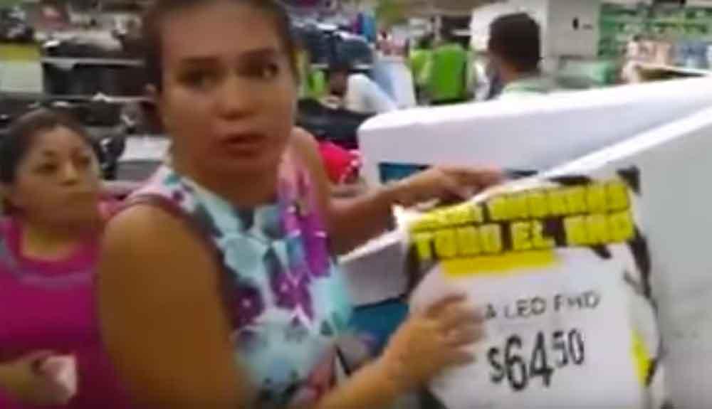 Bodega Aurrera se equivoca y vende pantallas en ¡64.50 pesos!