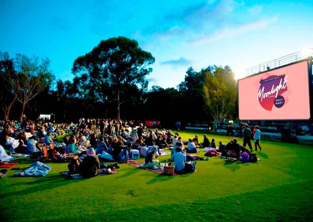 Habrá cine al aire libre en Tecate