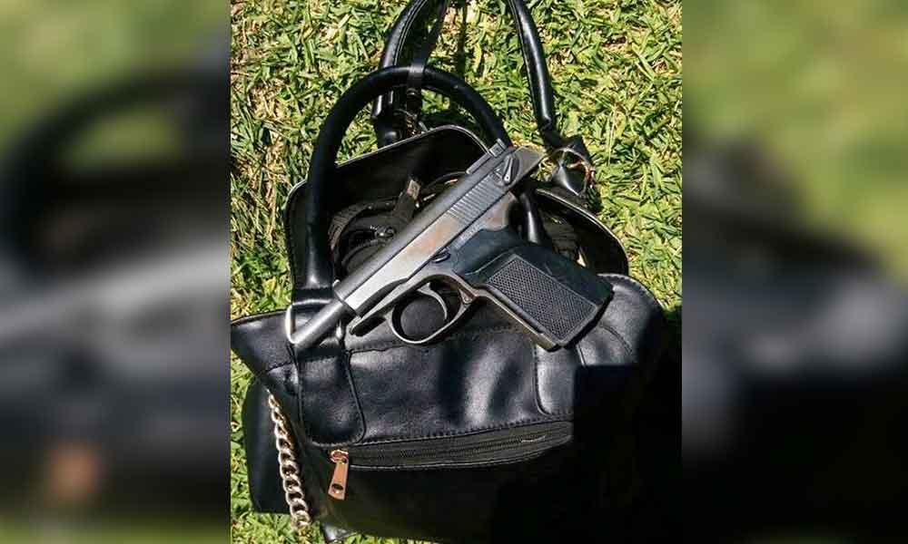 Capturan a mujer armada en Hospital de Tijuana