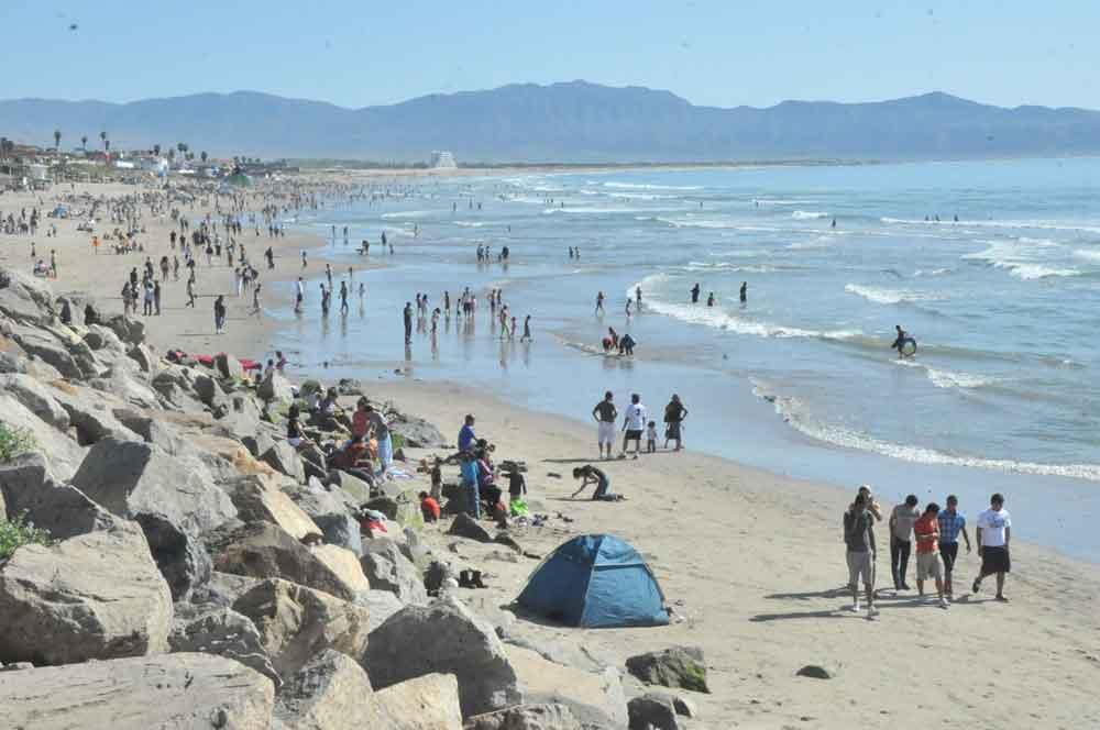 Piden extremar precauciones por condición canícula en Baja California