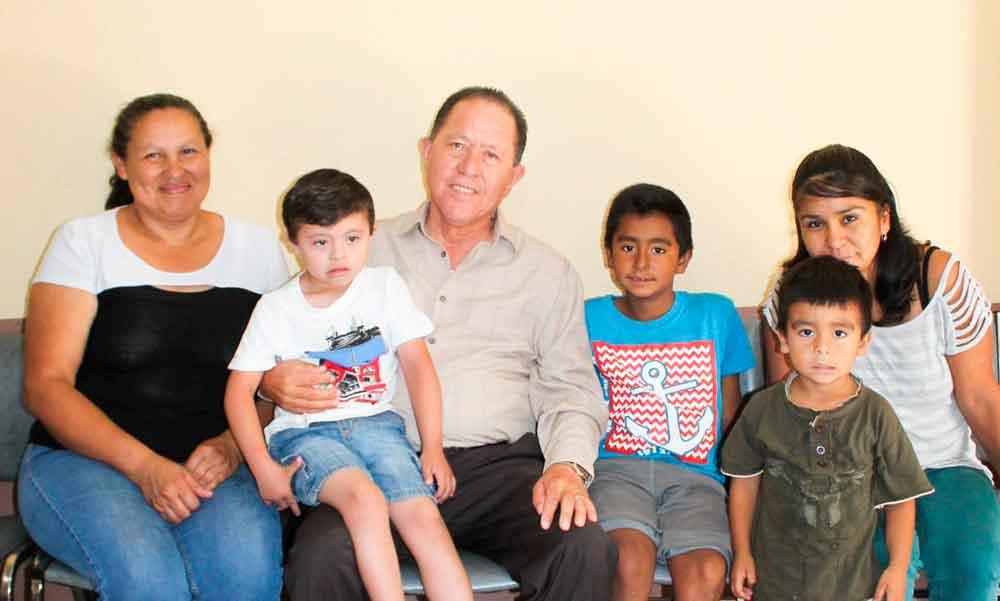 Brinda DIF Tecate acompañamiento a familiares de personas con discapacidad