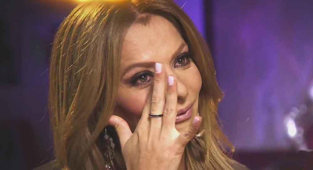 Corren de Televisa a Cecilia Galliano; ella no se quiere ir