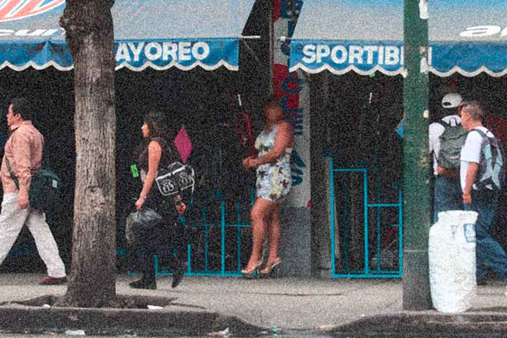 Ancianas se prostituyen para sobrevivir en Tijuana