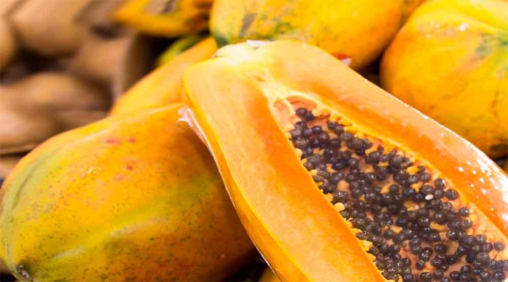 Culpan a papaya mexicana por brote de salmonella en EU