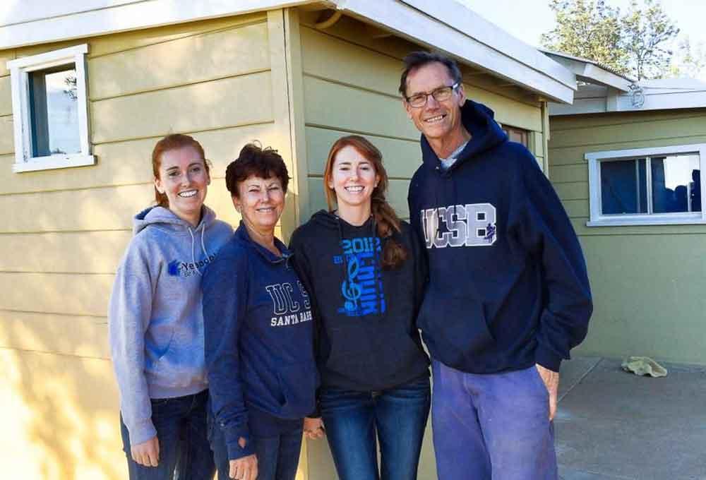 Familia rescatada en San Pedro Mártir, envía emotivo mensaje de agradecimiento a rescatistas de BC