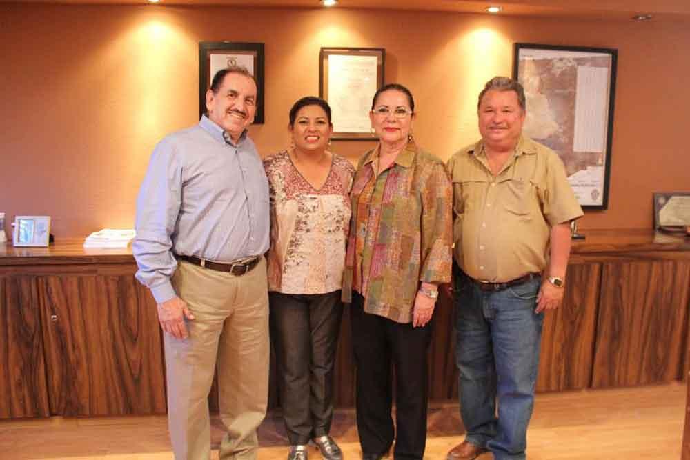 Ayuntamiento de Tecate e ICBC trabajarán de la mano por el arte y la cultura