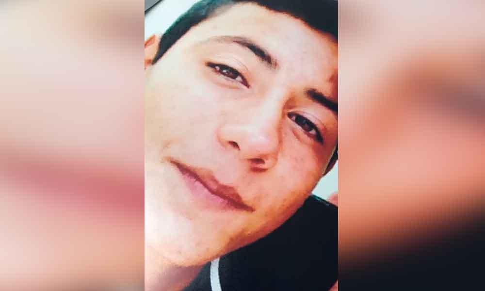 Mario de 15 años se encuentra desaparecido en Tijuana