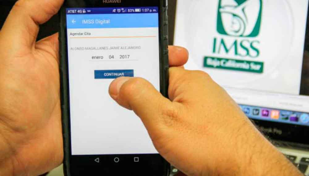 Promueve IMSS uso de internet para trámites y servicios