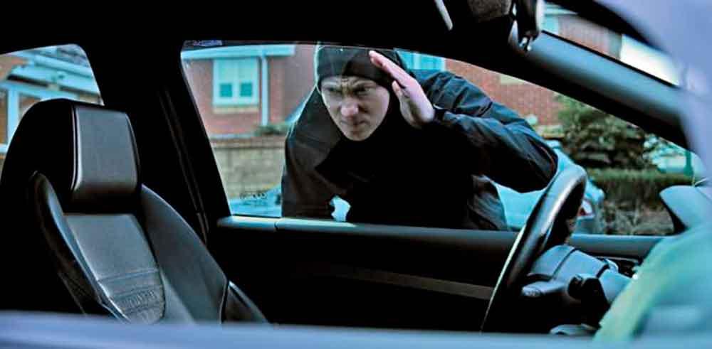 Sencillo tip para hacer de tu auto una muralla contra ladrones