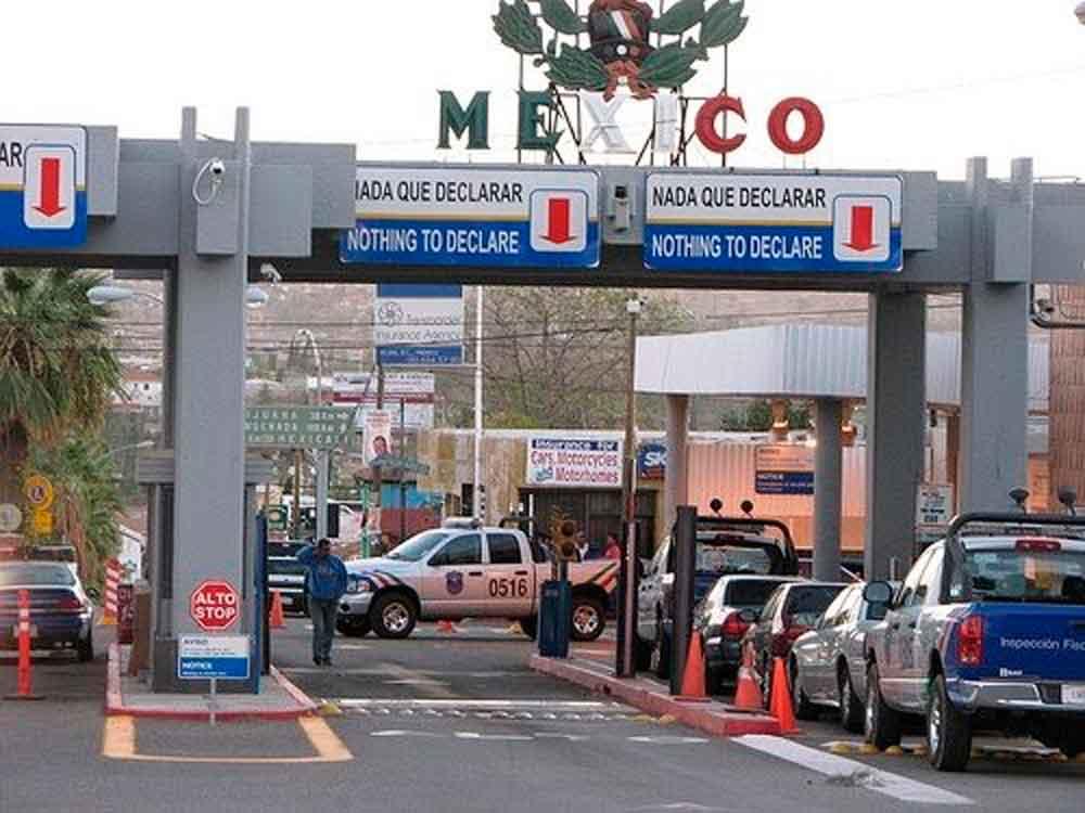 Consulado invita a ingresar por Tecate durante el cierre de garita de San Ysidro