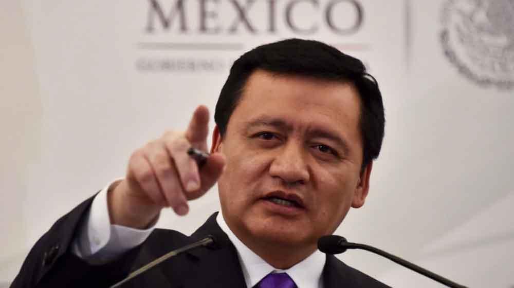 Osorio Chong destaca valor y compromiso de quienes integran la PF