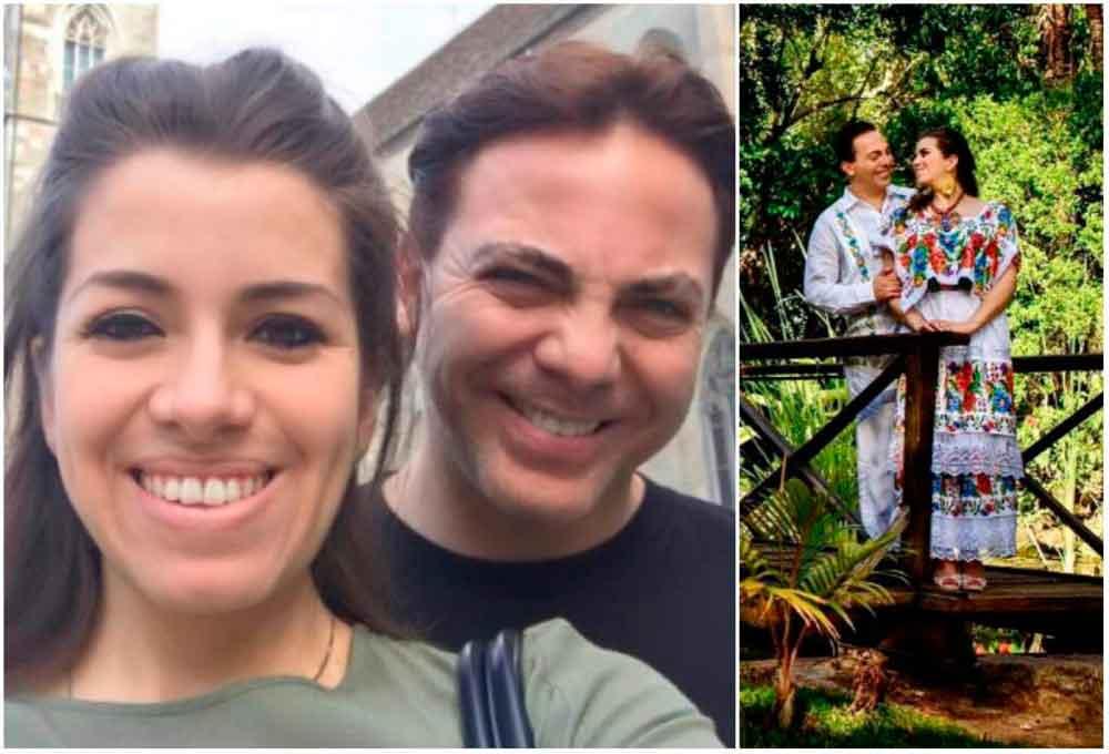 Cristian Castro se divorcia a menos de un mes de casado