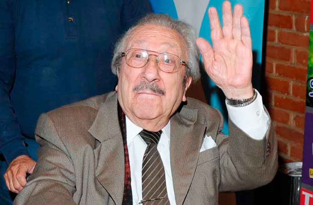 Lamentable noticia, muere el primer actor Luis Gimeno