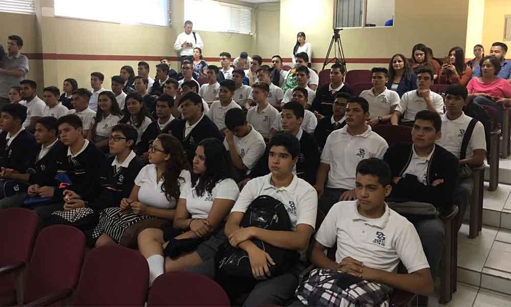 Invitan a jóvenes de Tecate a la Semana Nacional del Emprendedor en la Ciudad de México