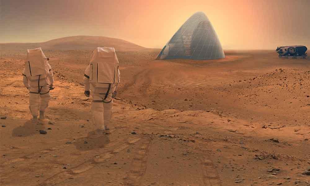 Convocan a jóvenes para participar en expedición a Marte