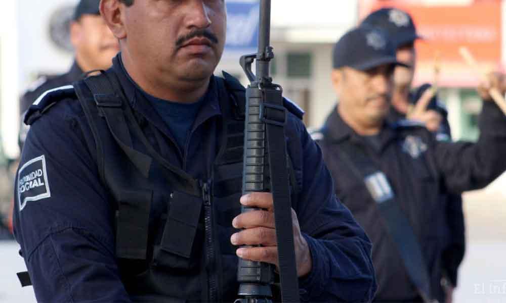 Intensifican procesos de formación y depuración policial en Baja California