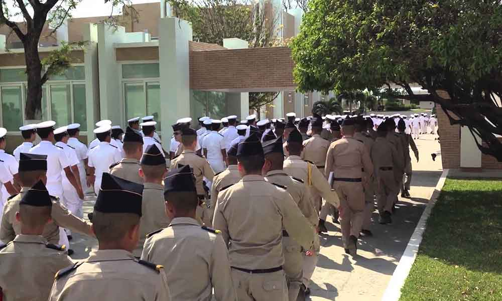 Abrirán preparatoria militarizada en Baja California