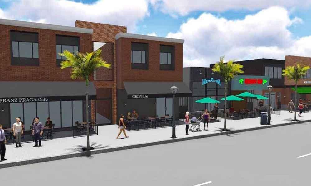 Renovarán la calle sexta de Tijuana, ¿Qué te parece?
