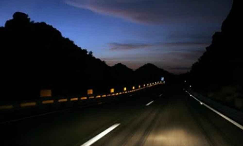 Prohíben a Estadounidenses  cruzar la Rumorosa de noche