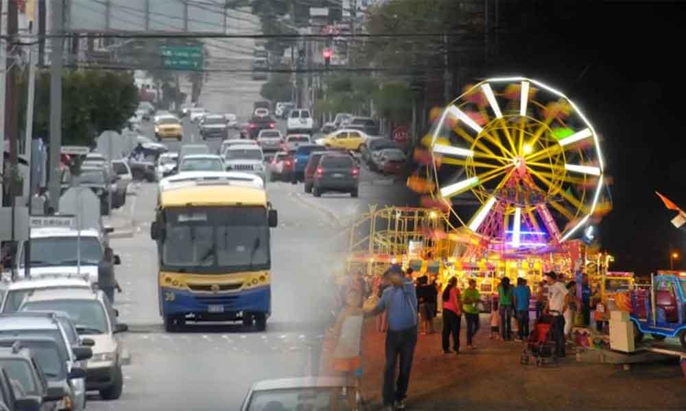 Habrá transporte gratuito para asistentes de la Feria de Tecate