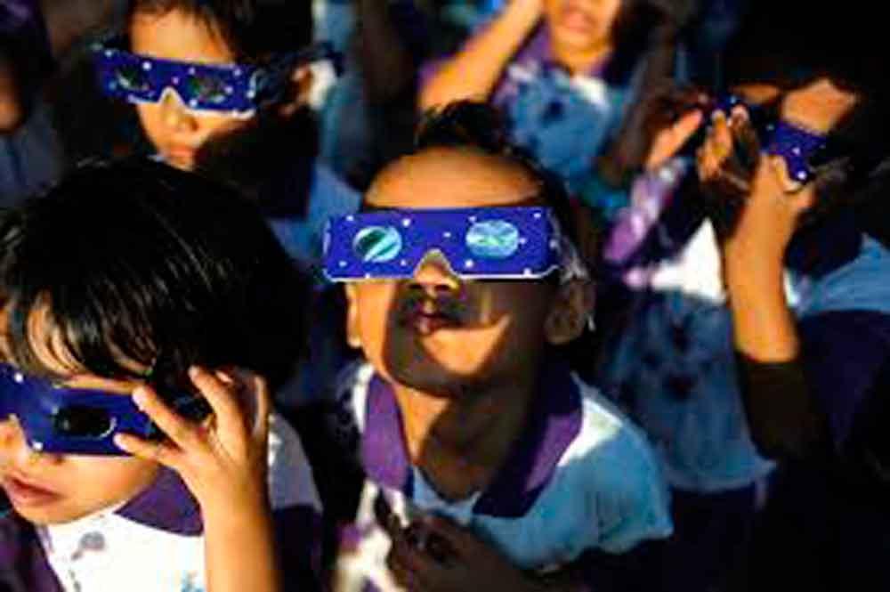 En Museo el Trompo habrá un evento especial para observar el eclipse solar