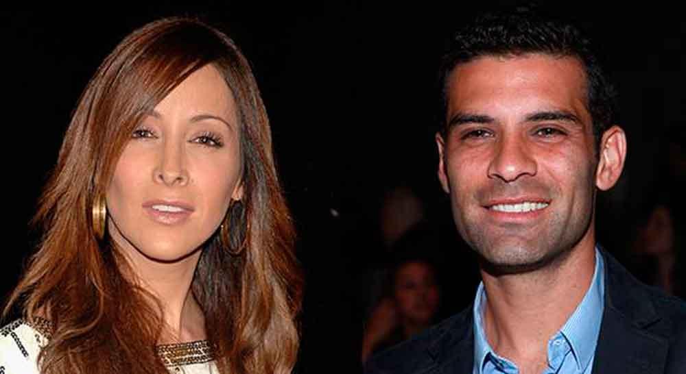 Adriana Lavat, ex de Rafa Márquez le envía polémico mensaje