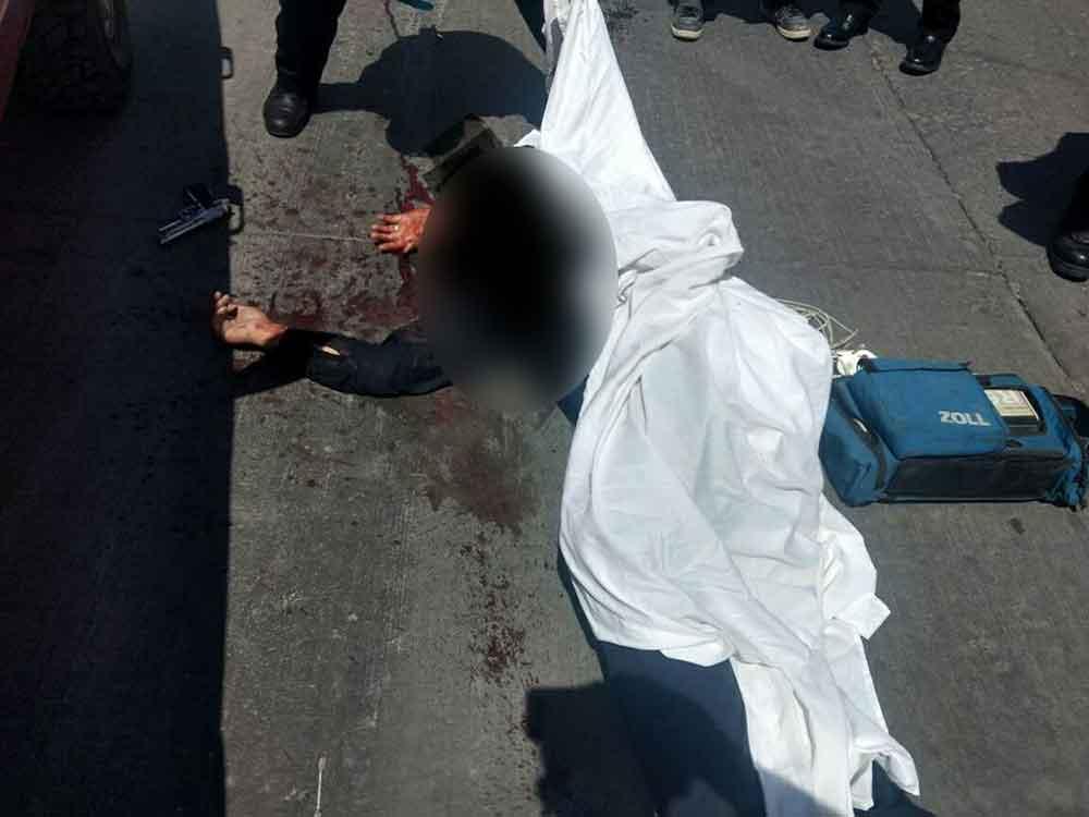 Asesinan a policía municipal en Tijuana